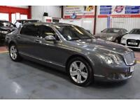 2010 10 BENTLEY CONTINENTAL FLYING SPUR 6.0 FLYING SPUR 4D AUTO 552 BHP