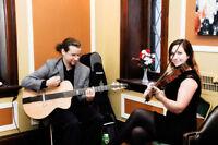 Violin and Guitar Duo