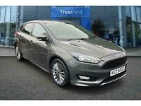 2018 Ford Focus 1.0 EcoBoost 140 ST-Line Navigation 5dr - REAR PRIVACY GLASS, TO
