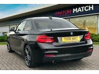 2018 BMW 2 Series 218I M SPORT AUTO Coupe Petrol Automatic