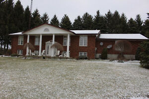 Country Property, House and shed by auction at 6:00 P.M. May 26