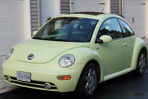 2001 VW Volkswagen New Beetle GLS Coupe (2 door)