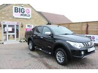 2016 MITSUBISHI L200 DI-D 178 4WD WARRIOR DOUBLE CAB WITH MOUNTAIN TOP PICK UP D