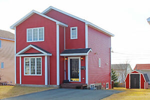 Open House today 2-4 pm! Immaculate home in Mount Pearl.