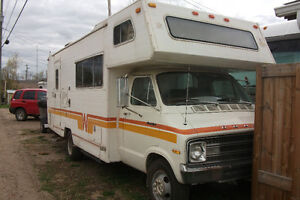 1977  23 ft. Winnebago Minni Winni