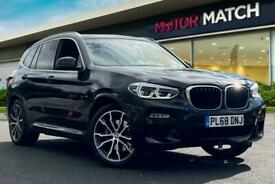 image for 2019 BMW X3 XDRIVE20D M SPORT AUTO SUV Diesel Automatic