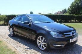 Mercedes-Benz C Class 2.1 C250 CDI BlueEFFICIENCY AMG Sport 2dr DIESEL 2012/12
