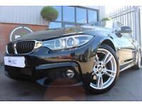 2017 17 BMW 4 SERIES 2.0 420I M SPORT 2D 181 BHP
