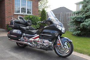 2005 Anniversary Edition Gold Wing