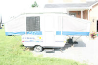 2007 Jayco Pop up Trailer with A/C