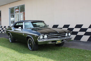 Chevelle SS 1969 Convertible