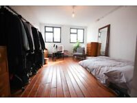 VERY Large Sunny Warehouse room in London Fields