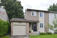 Beautifully Upgraded 3 Bedroom 2 Bath Semi Detached *Open house!