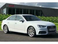 2016 Audi A4 Saloon S line 3.0 TDI quattro 272 PS tiptronic Saloon Diesel Automa