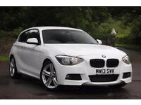 2013 BMW 1 SERIES 116D M SPORT HATCHBACK DIESEL