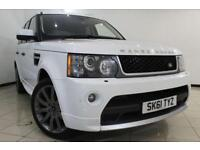 2011 61 LAND ROVER RANGE ROVER SPORT 3.0 TDV6 STORMER EDITION 5DR AUTOMATIC 245