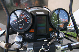 1983 CB1000 honda 5 high and 5 low