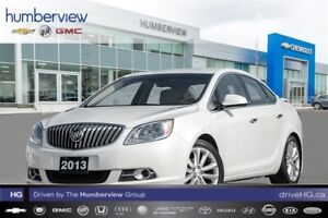 2013 Buick Verano Leather Package BACKUP CAM|LEATHER|HEATED S...