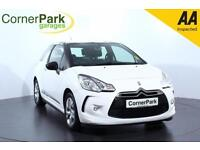 2014 CITROEN DS3 DSIGN PLUS HATCHBACK PETROL