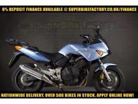 2007 07 HONDA CBF600 SA-5 600CC 0% DEPOSIT FINANCE AVAILABLE