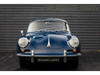 Porsche 356C Carrera 2