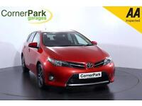 2015 TOYOTA AURIS D-4D ICON PLUS HATCHBACK DIESEL
