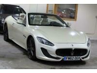 2013 Maserati GranCabrio 4.7 V8 MC MC Shift 2dr EU5 LHD - LEFT HAND DRIVE