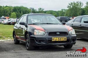Subaru impreza 2.5 rs 2005