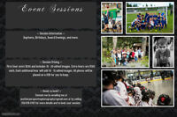 Event Sessions Offered By Another Perspective Photography