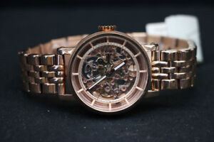 Rose Gold Ladies Fossil Watch ME3065 (#12567)
