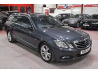 2010 10 MERCEDES-BENZ E CLASS 3.0 E350 CDI BLUEEFFICIENCY AVANTGARDE 5D AUTO 231