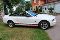 Mint Condition 2008 Ford Mustang Convertible Limited Edition