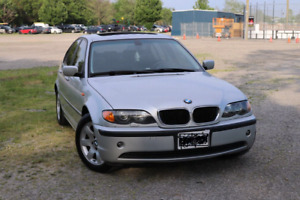 BMW 325i 2003 as is