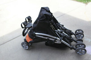 Twin Side by Side Stroller Strathcona County Edmonton Area image 5