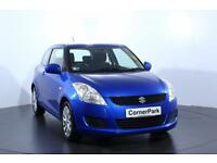 2012 SUZUKI SWIFT SZ3 HATCHBACK PETROL