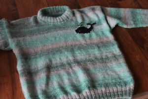Whale Sweater
