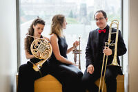 Brass Musicians for Hire