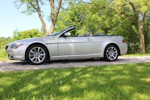 2007 BMW 650I CONVERITIBLE * PRICED TO SELL! GET SUMMER READY!