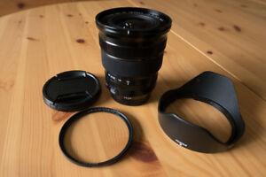 Fujifilm Fujinon XF 10-24mm f/4 R OIS (Presque neuf)