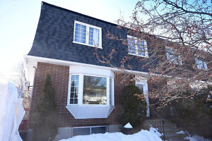 Fully Renovated House for Sale in Pierrefonds-Roxboro!