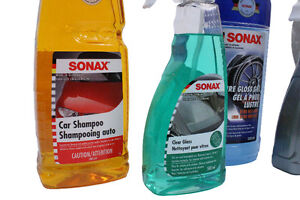Sonax Car Care Package London Ontario image 2