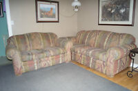 Free Couch & Love seat