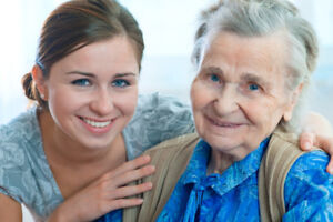 Elderly In Home Care Assistant 40$/hr