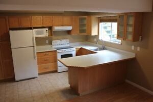 Spacious 2 bedroom approx. 800 sq/ft ground level suite