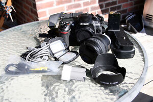 Nikon D200 and accessories
