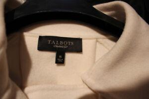 Never Worn Talbots  Coat