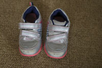 Girls size 9 Carter's shoes