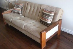 Teak Living Room Set - 3 piece