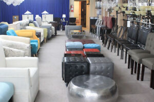 Clearance Prices on Brand New Furniture & Home Decor