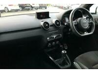 2018 Audi A1 Sportback Black Edition 1.4 TFSI cylinder on demand 150 PS 6-speed